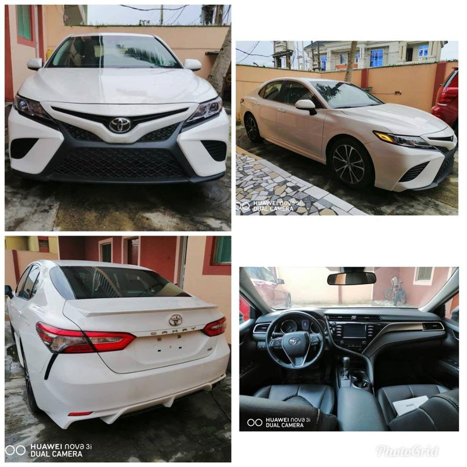 i want to sell dis toyota