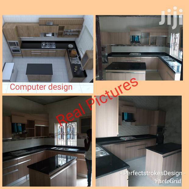 Classy Psi Hdf Kitchen With All
