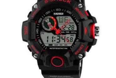 Private: Skmei S-Shock Sport Wrist Watch