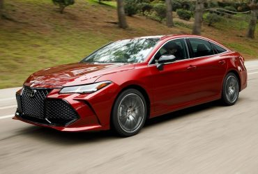 Private: Private: •	2019 Toyota Avalon. 4