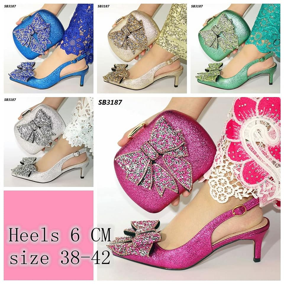 Private: Bridal Shoes and Purse