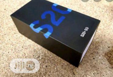 New Samsung Galaxy S20+ 128 GB BlackNew Samsung Galaxy S20+ 128 GB Black