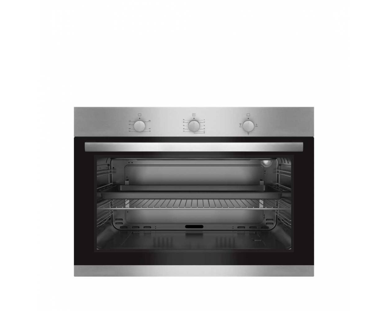 SCANFROST BUILT-IN GAS OVEN SFC90GEB – 90CM