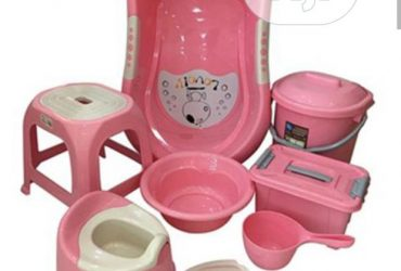 Bathing Set for Kids