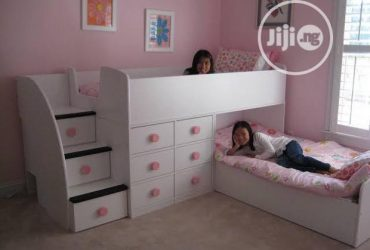 Grand Style Kids Beds For The Special Kids