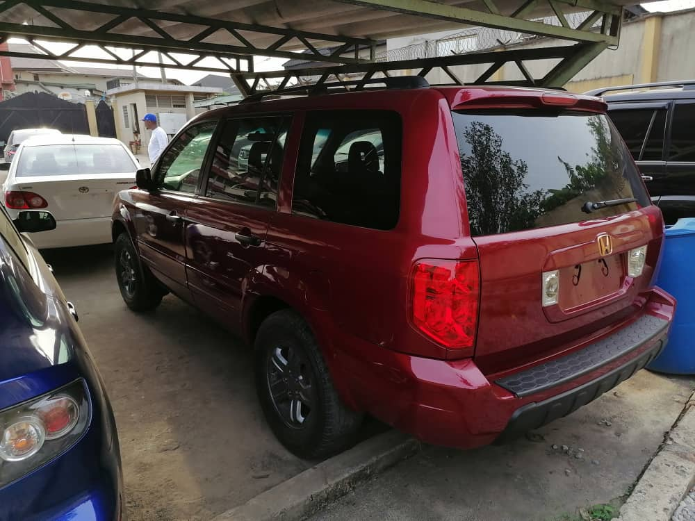 #Tokunbo (#Foreign #Used) 2004 #Honda Pilot #Automatic #SUV
