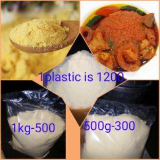 Corn meal powder