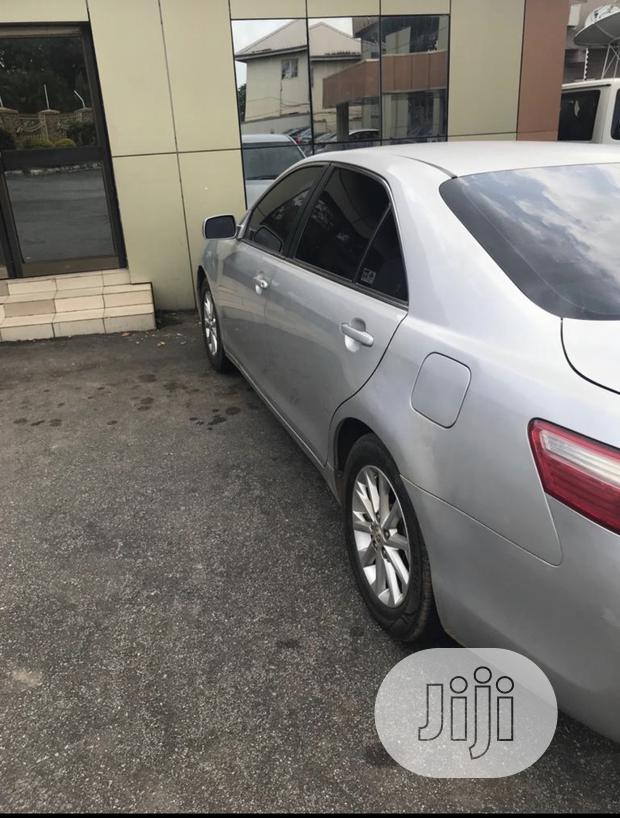 Toyota Camry 2.4 XLE 2008 Silver