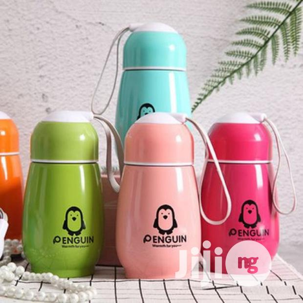 New Portable Stainless Penguim Cup