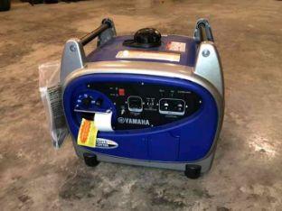 New Yamaha gasoline generator