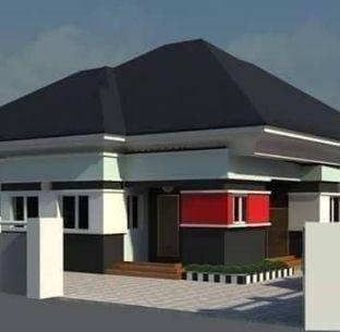3bedroom bungalow selling in Treasure Island Estate Akodo LEKKI