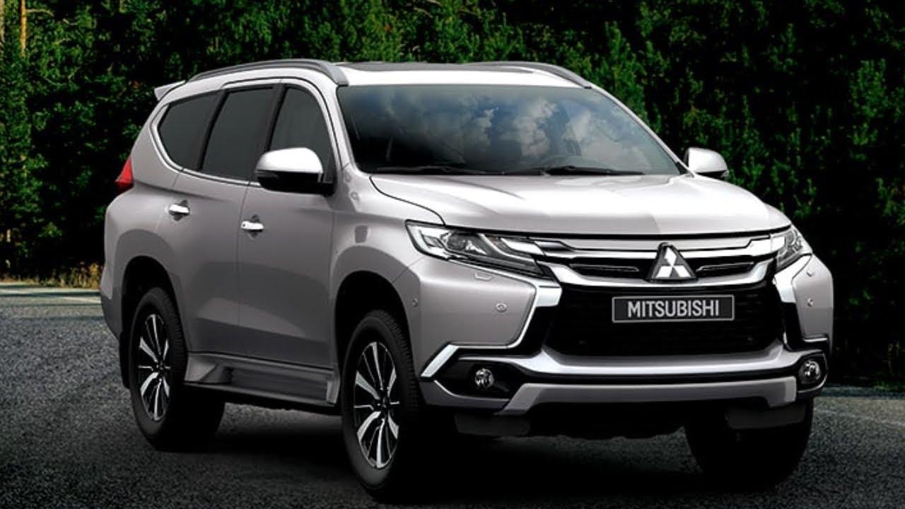 Private: •2019 Mitsubishi Montero Sport. 4