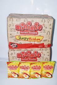 mini crackers