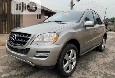 Mercedes-Benz M Class 2009 ML350 AWD 4MATIC Gray