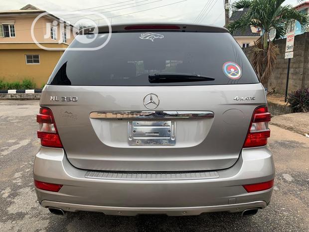 Mercedes-Benz M Class 2009 ML350 AWD 4MATIC Gray