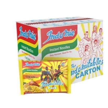 Indomie Instant Noodles – Indomitable Carton – 70g X 40