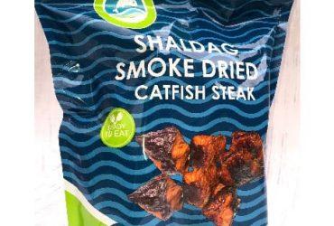 Smoke-dried Catfish Steak – Plain Variant
