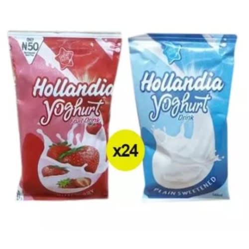 Yoghurt 100ml X24