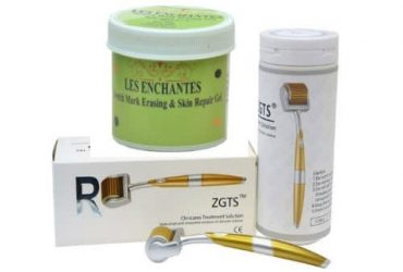 Stretch Mark Removal Derma Roller With Free Cream