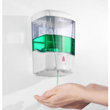 Hand Sanitizer Automatic Dispenser – Battery Operated