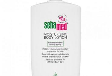 Sebamed Moisturising Body Lotion For Sensitive Skin- 400 Ml