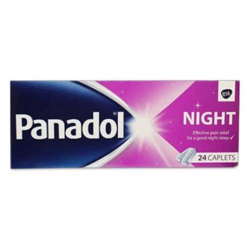 GSK Panadol Night
