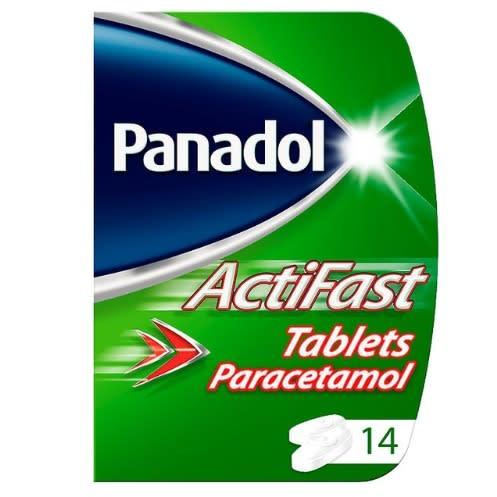 GSK Panadol Actifast