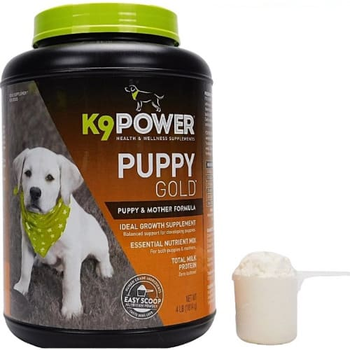 Puppy Gold Nutritional Dietary Puppy Supplement