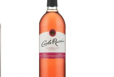 Carlo Rossi Rose – 75cl 9.50% acl. – Single Bottle
