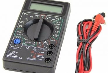 DT830B Mini Digital Multi-meter