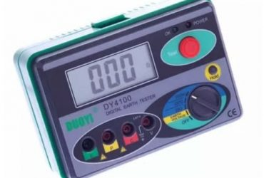 Duoyi Digital Earth Ground Resistance Tester – Duoyi Dy4100