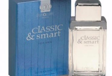 Euroluxe Classic & Smart Eau De Toilette For Men – 100ml–No– 100 ml