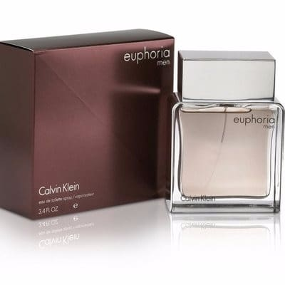 Calvin Klein Euphoria Eau De Toilette For Men – 100ml