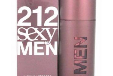 Carolina Herrera 212 Sexy Men Eau de Toilette Spray – 100ml