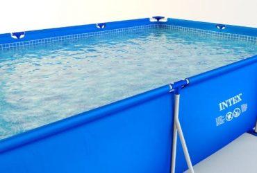 Intex Rectangular Frame Pool – 15ft X 7ft