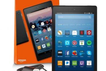 Amazon Fire HD 8 Tablet – 1.5GB RAM – 16GB ROM – 4000mAh Battery