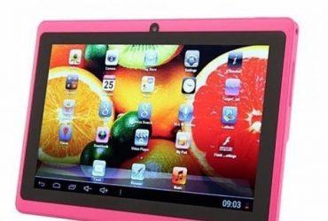 Tabb Kids Android Fun & Educational Tab+ WiFi – Pink