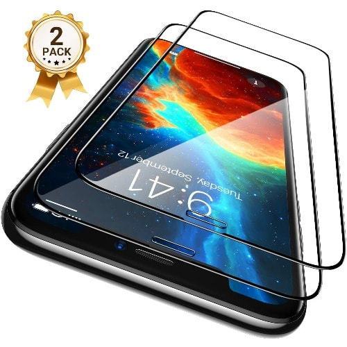 Tempered Glass Screen Protector For Iphone 11 Pro – 2 Pieces