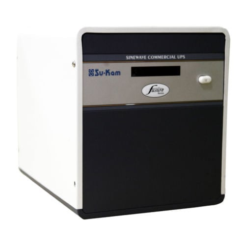 Su-kam 2kva Inverter With 2 Batteries And 2 Panels
