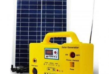 Mini Solar Generator – Kit