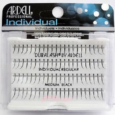 Ardell Individual Lashes- Medium Black