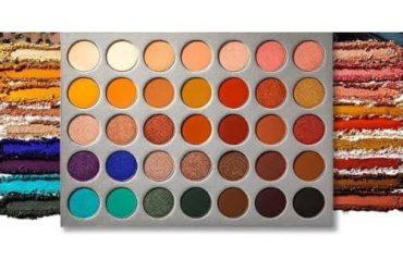 Multi Colour Eye Shadow Palette