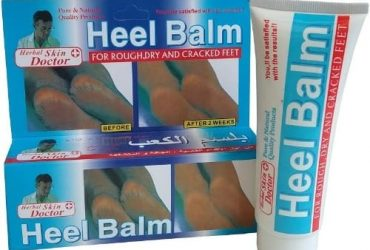 Rough, Chapped, And Dry Feet / Heel Solution Balm