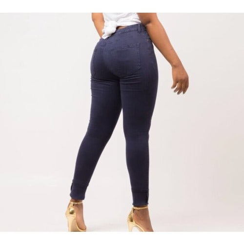 OVS 72d Skinny Stretch Jeans – Dark Indigo