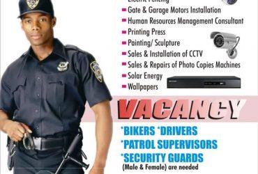 Bikers, Drivers, etc needed