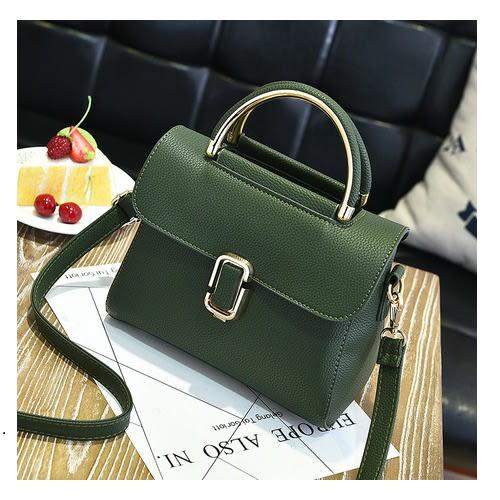 Fastshipping Messenger Handbag – Green