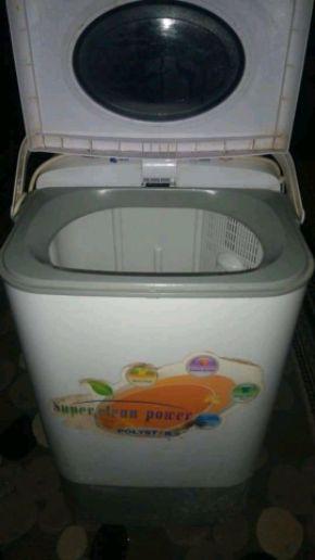 New Poly Star washing machine