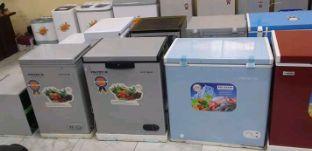New Polyester Freezer