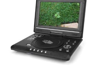 "Sony 9.8"" Portable Dvd Player"