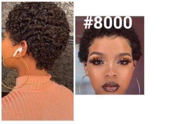 Human hair and human hair blend